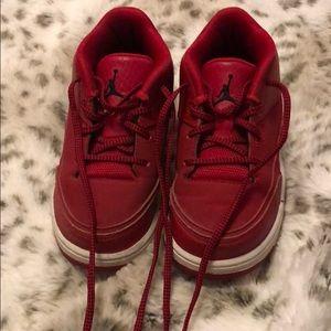 Boys size 9c Nike shoes